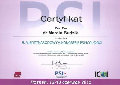 certyfikat 10003
